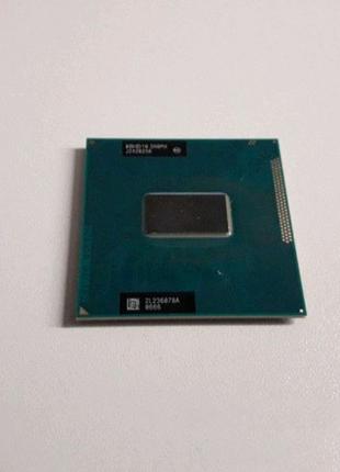 Продам Процесор Intel Core i5-3320M 3M 3,3GHz SR0MX Socket G2