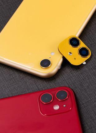 Камера с iPhone XR на iPhone 11.