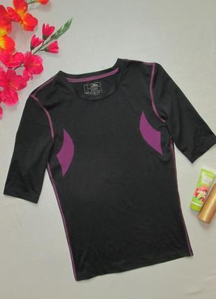 Суперовая брендовая спортивная футболка с компрессионными вста...