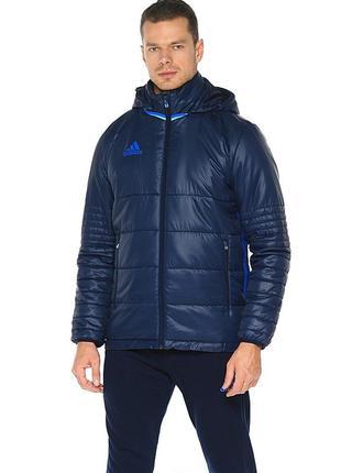 Куртка утепленная adidas condivo 16 pad jacket sr- 2900гр
