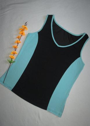 Стрейчевая спортивная футболка peacocks коттон
