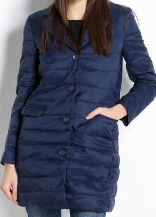 Стеганная куртка французского бренда sisley