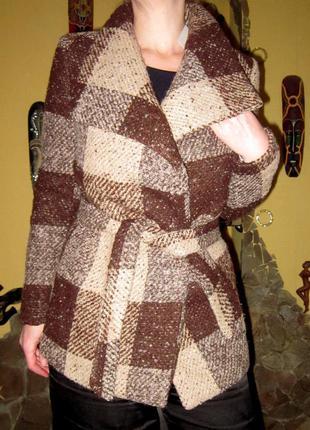 Пальто max mara,на запах