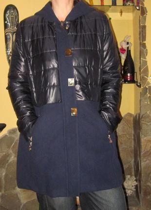 Пальто sassofono club,раз 42