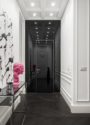 дизайн интерьера квартиры, офиса перепланировка