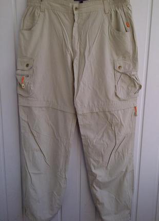 Летние треккинговые штаны трансформеры tcm