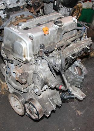 Б/у Двигатель в сборе Honda Accord 2.4 2003-2008