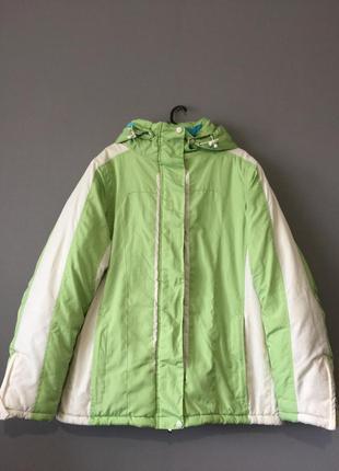 Теплая куртка x-mail 12-14--46-48 размер.