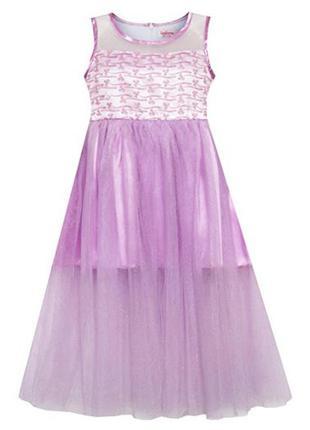 Красивое праздничное платье sunny fashion из америки