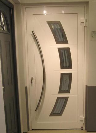 Теплые входные двери Hormann