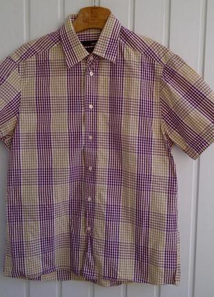 Рубашка короткий рукав conwell