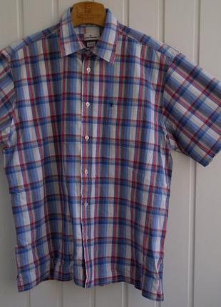 Рубашка короткий рукав tom tailor