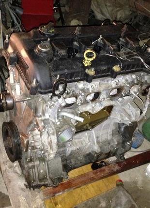 Б/у Двигатель в сборе Mazda 6