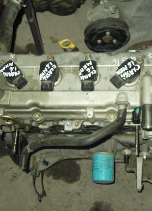 Б/у Двигатель в сборе Nissan Almera 1.6 benz