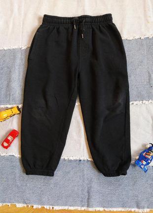 Штани спортивні брюки спорт зима с начесом 104 rebel