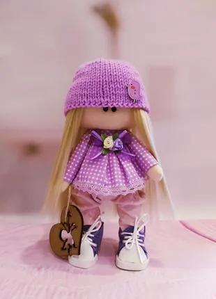 Кукла интерьерная Тильда