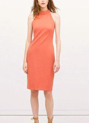 Эффектное платье с открытой спиной ZARA / XS / M