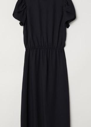 Шелковое платье H&M / XS