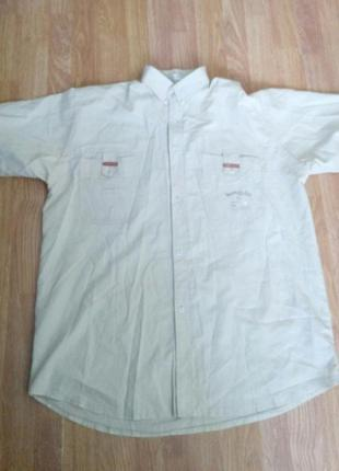 Рубашка мужская, летняя. раз.50