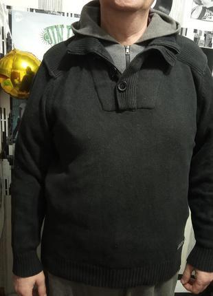 Брендовая мужская толстовка, кофта с капюшоном. бренд next. ра...
