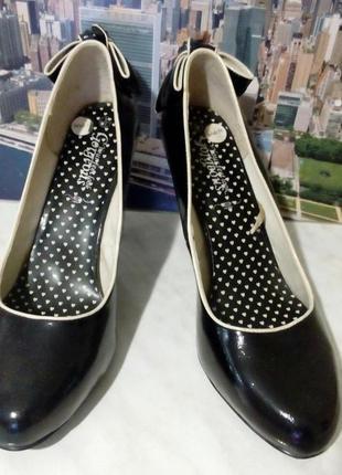 Стильные,брендовые туфли, бренд new look. размер 9/42.стелька ...