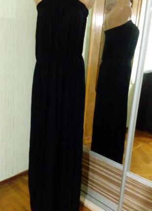 Платье в пол. бренд new look. раз.14, евро 42,укр.48-50
