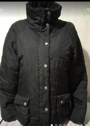 Демисезонная, (еврозима) стильная куртка. раз.укр.46-48