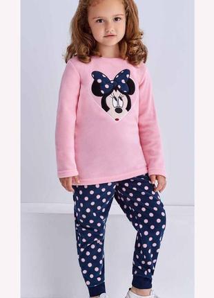 Флисовые пижамы для девочек на 10  лет