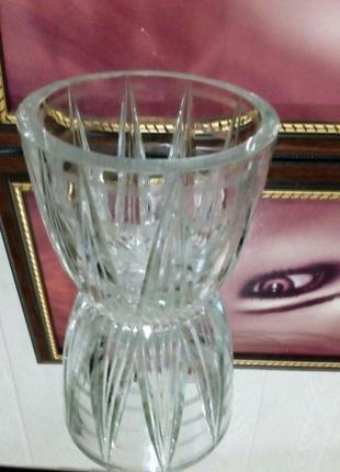 Хрустальная ваза, салатница, конфетница
