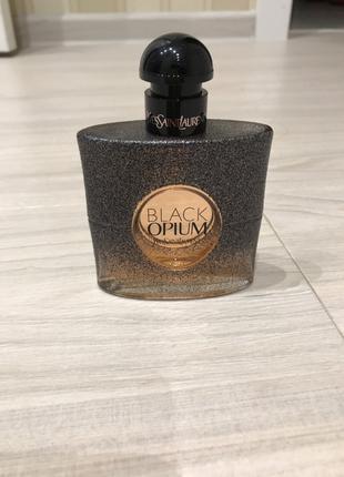Парфюм YSL Black Opium Floral Shock