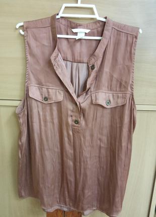 Стильная брендовая блуза. бренд h&m