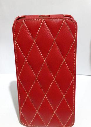Чехол для моб.телефона. цвет: темно-красный. размер: 6,5х13