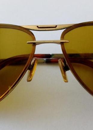 Очки для водителей. максимальная высота 4,8см. цвет линз: желт...