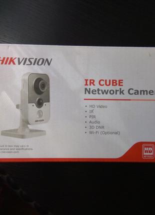 Wi-Fi ip камера видеонаблюдения с PIR Hikvision DS-2CD2420F-I (4