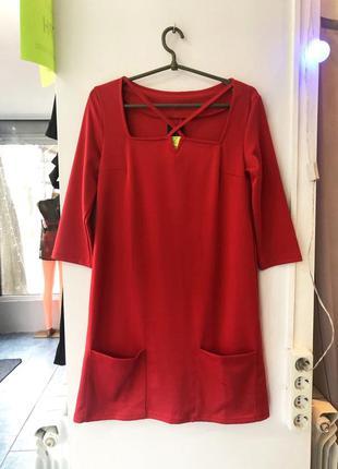 Платье - распродажа! цвета красный, бутылка, фиолетовый, бордо