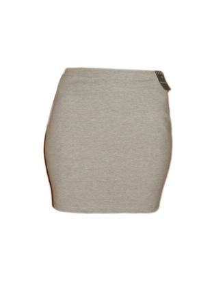 Юбка облегающая в обтяжку спортивная резинка мини размер 16 на...