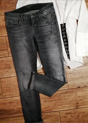 Liu jeans diamond swarovski джинсы с камнями сваровски cambio ...