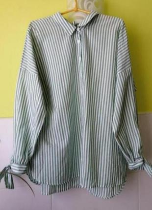 Рубашка с завязками от primark
