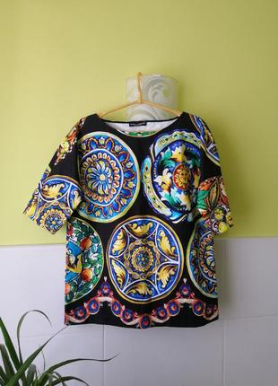 Футболка блуза dolce&gabbana