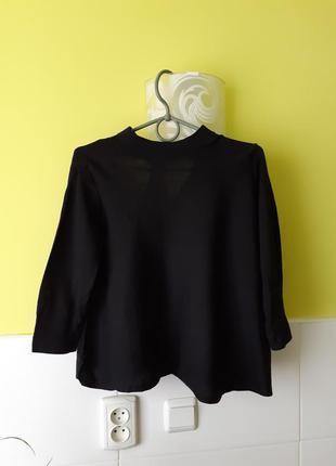 Шерстяной свитер джемпер cos с завязками