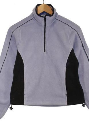 Флисовая теплая кофта спортивная женская бренд port authority ...