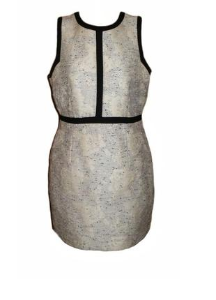 Платье футляр портупея с карманами h&m размер из плотной ткани...