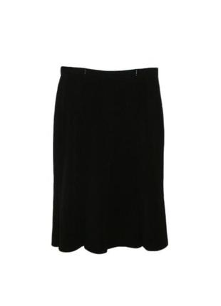 Юбка ниже колена размер 46-48, юбка расклешенная