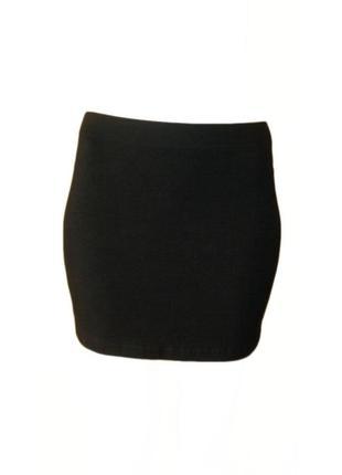 Новая мини юбка резинка esmara, юбка на резинке