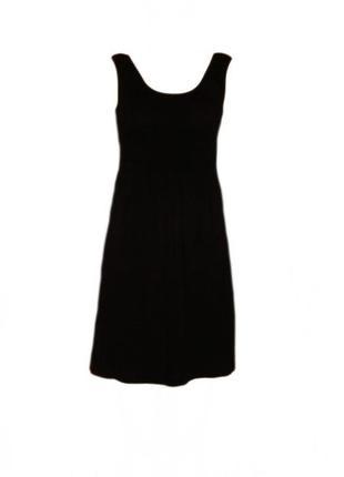 Расклешенное летнее платье сарафан повседневное размер s