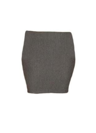Короткая юбка в обтяжку just female, юбка на резинке