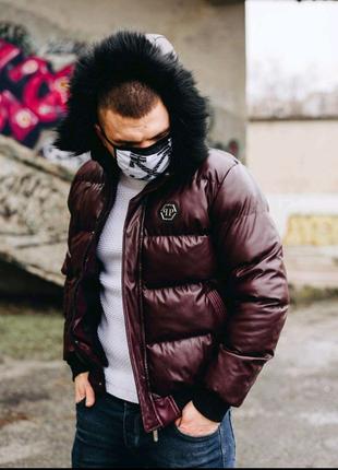 Куртка Philipp Plein зимняя