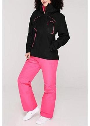 Фирменная зимняя лыжная куртка + лыжные штаны комплект campri ...
