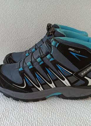 Ботинки salomon xa pro 3d  оригинал водонепроницаемые