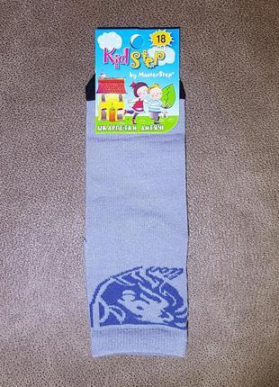 """Носки для мальчика """"lion"""", размер 22 / 8-10 лет"""